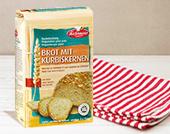 Dýňový chléb Küchenmeister